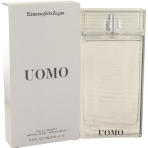 Zegna Uomo by Ermenegildo Zegna Eau De Toilette Spray 100ml for Men
