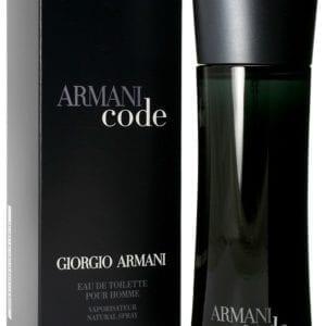Giorgio Armani Code for men (30 ML / 1 FL OZ)