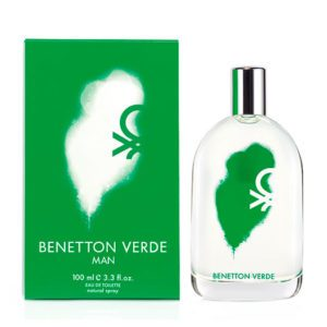 Benetton Verde (100 ML / 3.4 FL OZ)