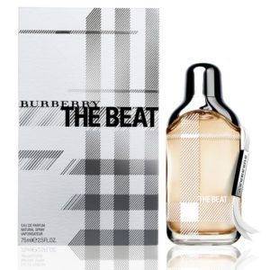 Burberry The Beat perfume Hong Kong