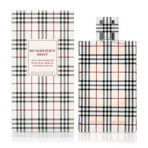 Burberry Brit Eau De Parfum for women (100 ML / 3.4 FL OZ)