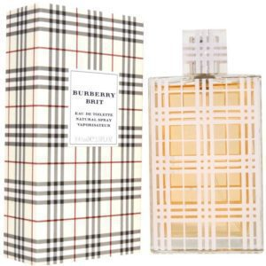 Burberry Brit Eau de Toilette for women (100 ML / 3.4 FL OZ)