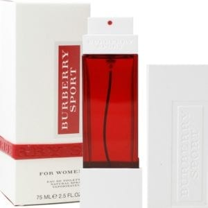 Burberry Sport for Women EDT (75 ml / 2.5 FL OZ)