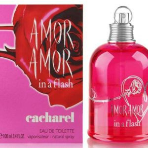 Cacharel Amor Amor In A Flash (100 ml / 3.4 FL OZ)