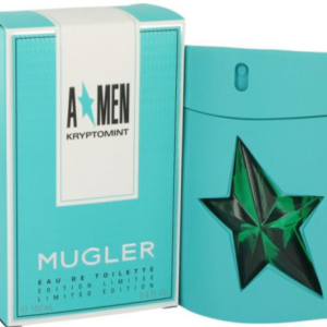 Thierry Mugler Angel Kryptomint for men (100 ML / 3.4 FL OZ)