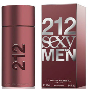Carolina Herrera 212 Sexy men (50 ML / 1.7 FL OZ)