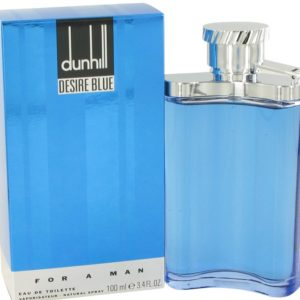Desire Blue by Alfred Dunhill Eau De Toilette Spray 100ml for Men