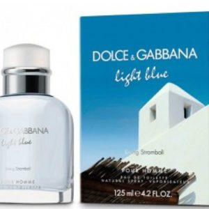 D&G Light Blue Living Stromboli (125 ML / 4.2 FL OZ)