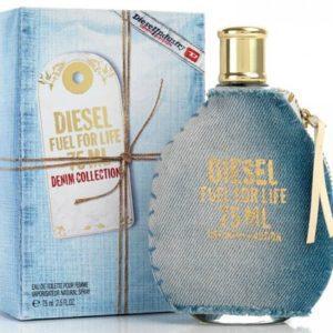Diesel Fuel For Life Denim for women  (75 ml / 2.5 FL OZ)