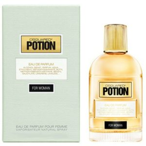 Dsquared2 Potion for her Eau De Parfum (100 ml / 3.4 FL OZ)