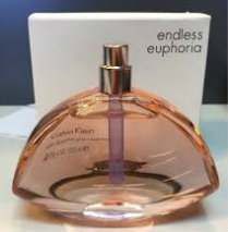 Calvin Klein CK Endless Euphoria TESTER EDT (125 ml / 4.2 FL OZ)