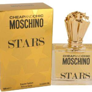 Moschino Stars for women (100 ml / 3.4 FL OZ)