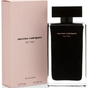 Narciso Rodriguez For Her EDT (100 ml / 3.4 FL OZ)