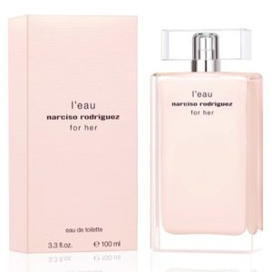 Narciso Rodriguez L'Eau For Her EDT (100 ml / 3.4 FL OZ)
