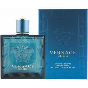 Versace Eros pour homme EDT (100 ml / 3.4 FL OZ)