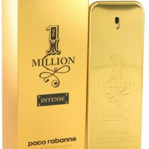 Paco Rabanne 1 million intense for men (100 ml / 3.4 FL OZ)