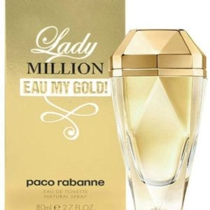 Paco Rabanne Lady Million Eau My Gold (80 ML / 3 FL OZ)