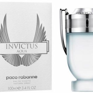 Paco Rabanne Invictus Aqua (100 ML / 3.4 FL OZ)