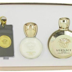 Verace Eros pour femme Gift Set (100 ml / 3.4 FL OZ)