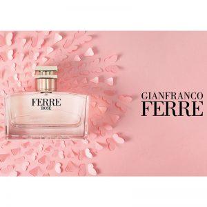 Gianfranco Ferre Rose|香水