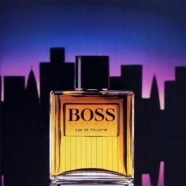 Hugo Boss number one 香水