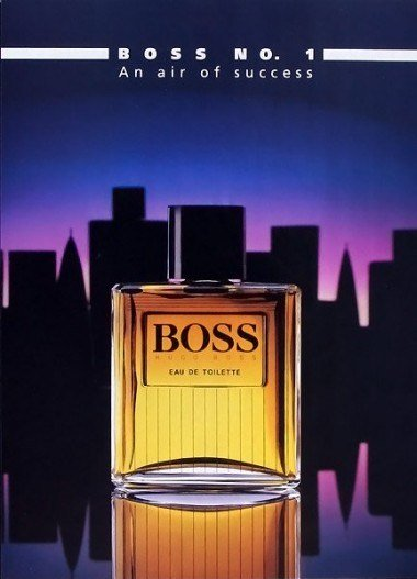 Hugo Boss number one 香水