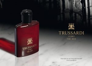 Trussardi Uomo the red香水