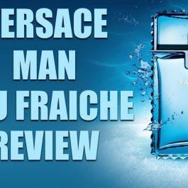 Versace Man Eau Fraiche香水評價