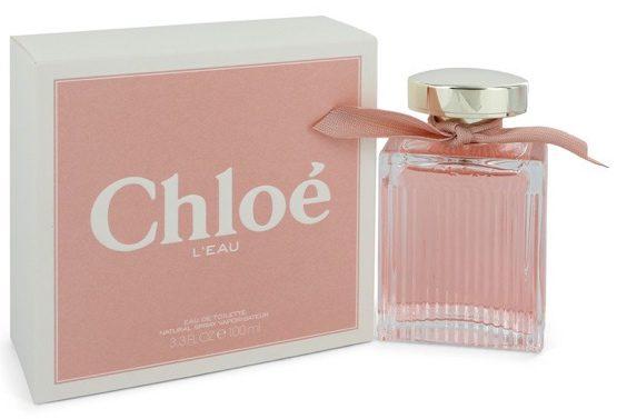 Chloe L'eau perfume Hong Kong