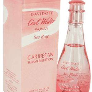 Davidoff Cool Water Sea Rose Caribbean Summer for women(100 ML / 3.4 FL OZ)