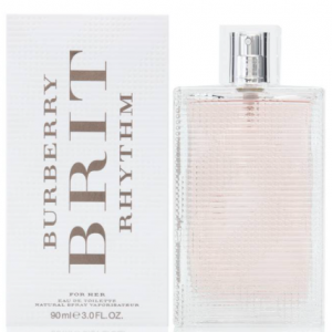 Burberry Brit Rhythm for her (100 ML / 3.4 FL OZ)