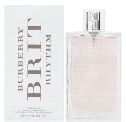 Burberry Brit Rhythm for her perfume