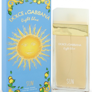 D&G Light Blue Sun (100 ML / 3.4 FL OZ)