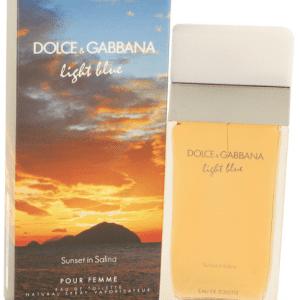 D&G Light Blue Sunset In Salina (100 ML / 3.4 FL OZ)