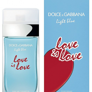 D&G light blue love is love (100 ML / 3.4 FL OZ)