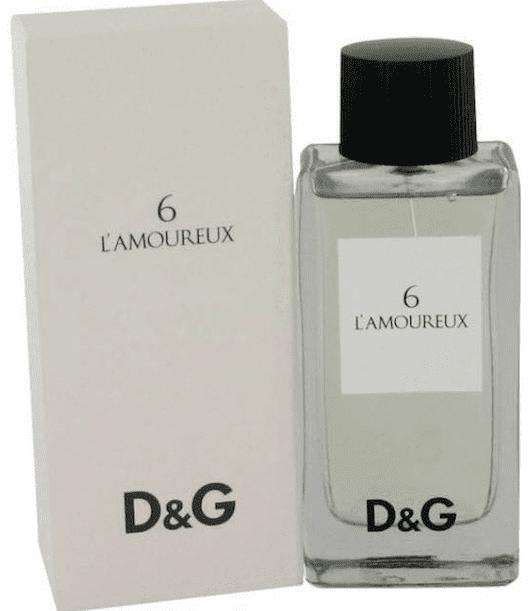 D&G Le Amoureux 6 perfume