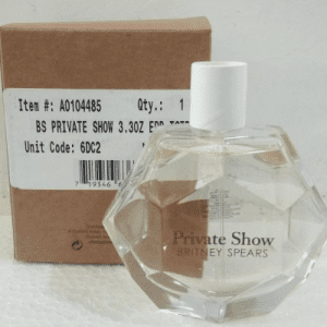 Britney Spears Private Show Tester (100 ML / 3.4 FL OZ)