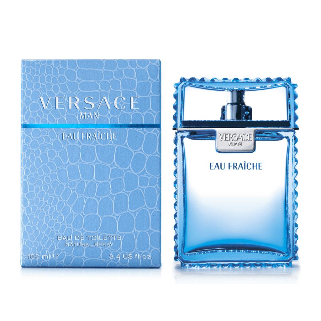 Versace man fraiche perfume