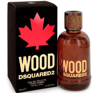 Dsquared2 wood for men (100 ML / 3.4 FL OZ)
