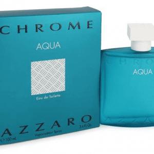 Azzaro Chrome Aqua for men (100 ML / 3.4 FL OZ)