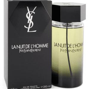 Yves Saint Laurent La Nuit De L'homme (200ml/6.8FL OZ)